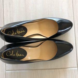 Cole Haan Nike Air Black Heels